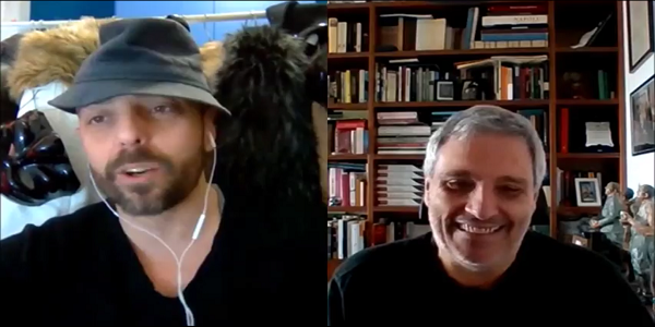 Palco Libero: a parlare l'artista Gabriele Saurio