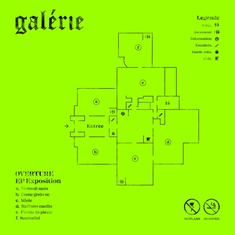 Galérie degli Overture disponibile dal 26 maggio