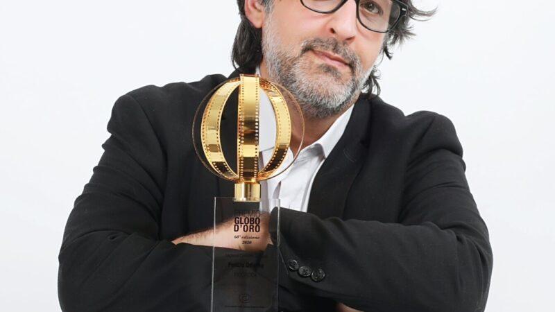 Il Vincitore del Globo d'Oro per la miglior colonna sonora 2020 è Pericle Odierna