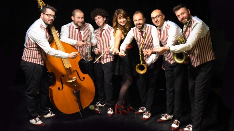 Finale nazionale di Sanremo Rock 2020 per la Saxobar Swing&Soul Orchestra