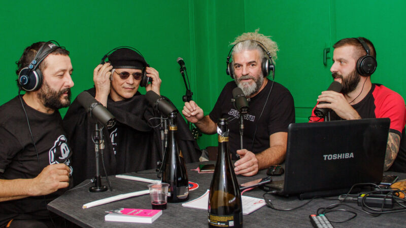 """Lambrusco Brothers dal 30 ottobre in radio e streaming con """"Mai ali per noi"""""""