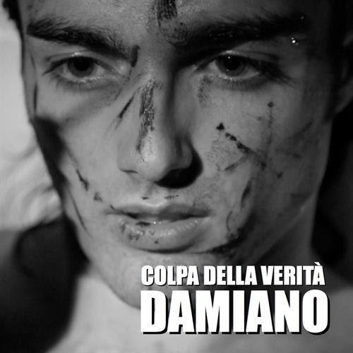"""Damiano, dal 16 ottobre uscita con """"Colpa della verità"""""""