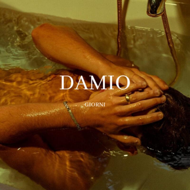 """Damio, da domani il singolo d'esordio """"Giorni"""""""
