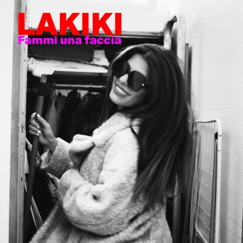 """Lakiki, in radio con """"Fammi una faccia"""" dal 9 ottobre"""