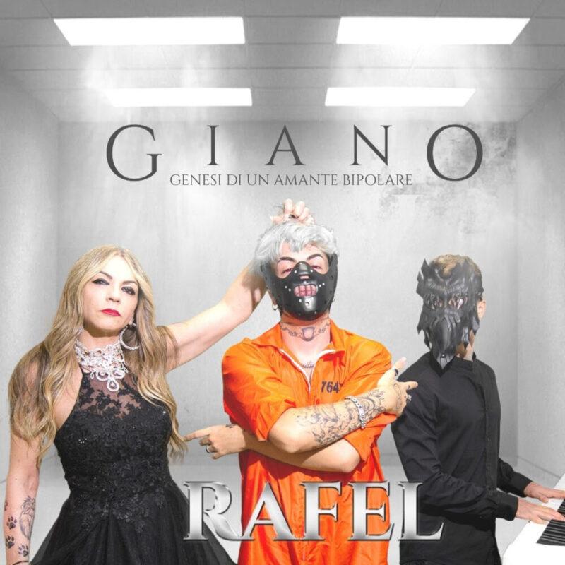 """Rafel, esordio radiofonico con """"Giano"""" dal 2 ottobre"""