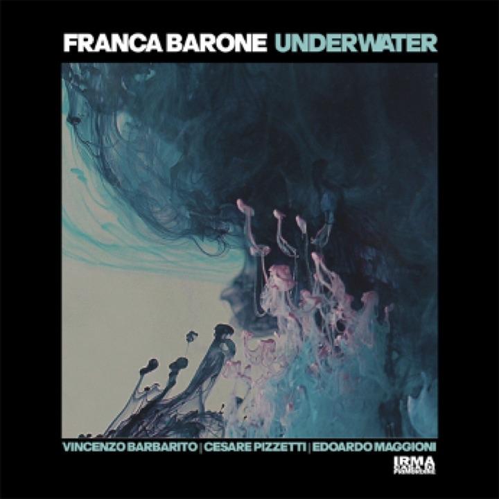 Franca Barone, da oggi il nuovo singolo Underwater