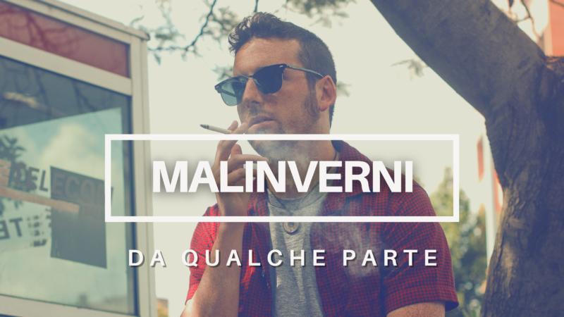 """Dal 6 novembre """"Da qualche parte"""" – fuori il nuovo singolo di Malinverni"""