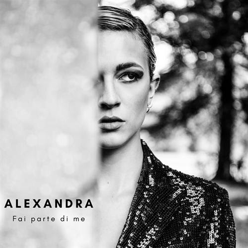 """Alexandra, dal 6 novembre """"Fai parte di me"""" il nuovo singolo"""