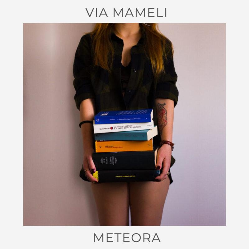 """Da oggi """"Via Mameli"""" il nuovo singolo dei Meteora"""