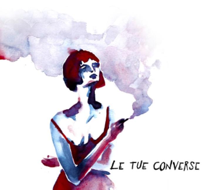 """Online Filippo D'Erasmo col nuovo singolo """"Le tue Converse"""""""
