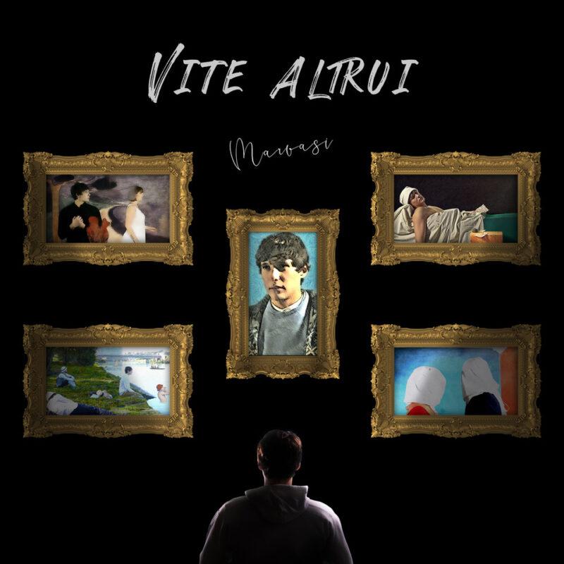 """""""Vite altrui"""" è il il nuovo singolo del cantautore romano Marvasi, in rotazioneradiofonicada domani 15 gennaio"""