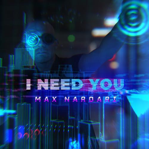 """MAX NARDARI DA VENERDÌ 19 MARZO ESCE IN RADIO """"I NEED YOU""""  SECONDO BRANO CHE ANTICIPA IL PRIMO ALBUM DEL REGISTA E CANTAUTORE"""