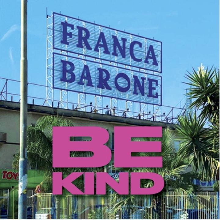 IL NUOVO ALBUM DI FRANCA BARONE Su tutte le piattaforme digitali e in copia fisica da venerdì 16 aprile 2021