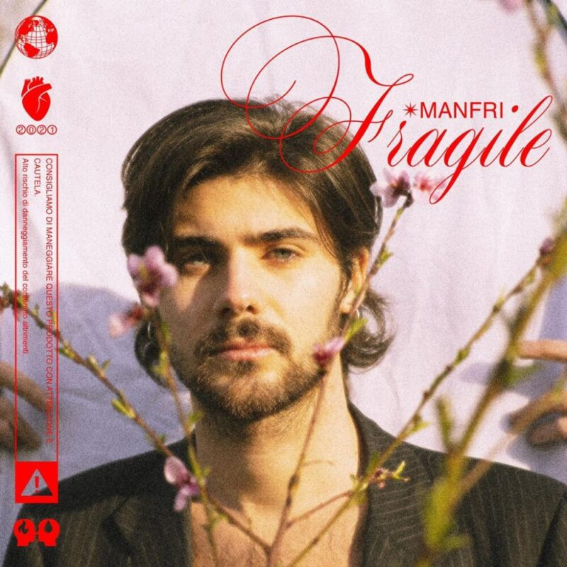 MANFRI  In uscita il 9 aprile il nuovo singolo FRAGILE  Un'intera relazione in atmosfere indie-pop raccontata fra passato, presente e futuro