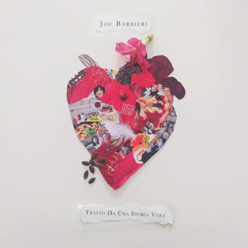 """Venerdì 16 aprile esce  in digitale e negli stores """"TRATTO DA UNA STORIA VERA"""", il nuovo album di Joe Barbieri"""