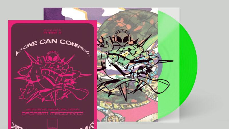 """""""Orgasmi meccanici"""", Aldebaran Records ristampa in vinile il primo album del collettivo Alien Army"""