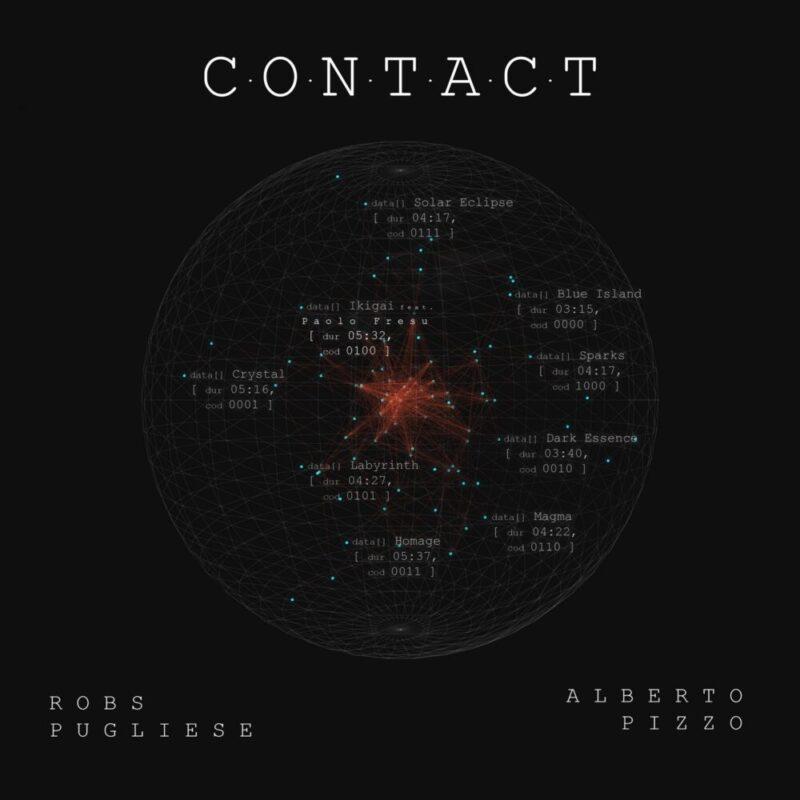 Contact, il disco d'esordio del duo Pizzo   Pugliese  con special guest Paolo Fresu