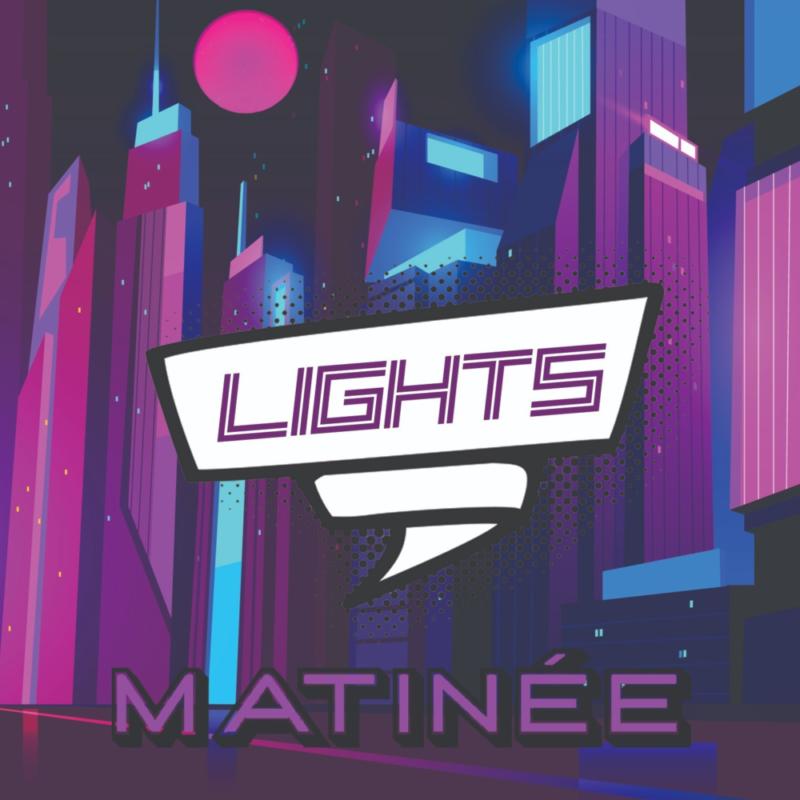 """MATINÉE  LIGHTS   è il nuovo singolo estratto da """"Event Horizon"""""""