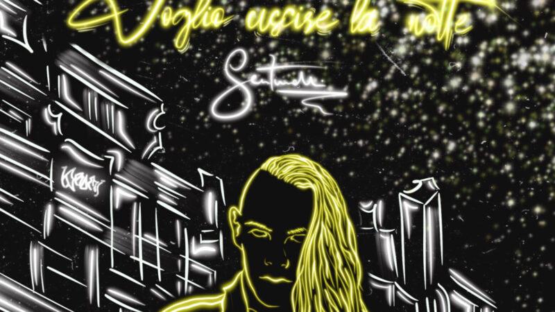 """Venerdì 21 maggio esce in radio il nuovo singolo di Sentinelli, """"VOGLIO USCIRE LA NOTTE""""."""