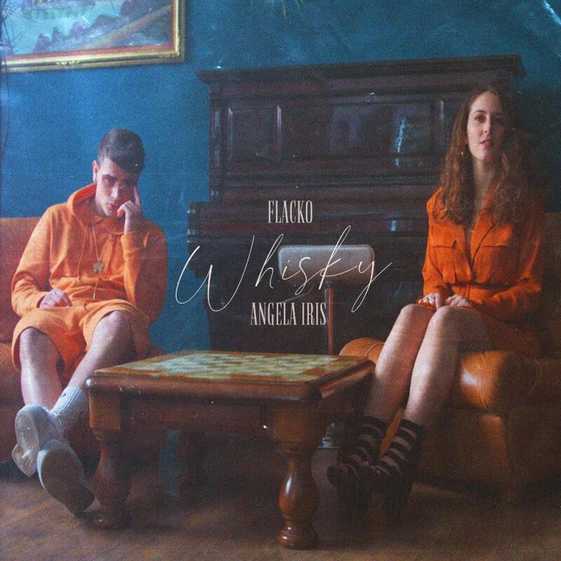 ANGELA IRIS E FLACKO, il singolo dei due fratelli di sangue: WHISKY