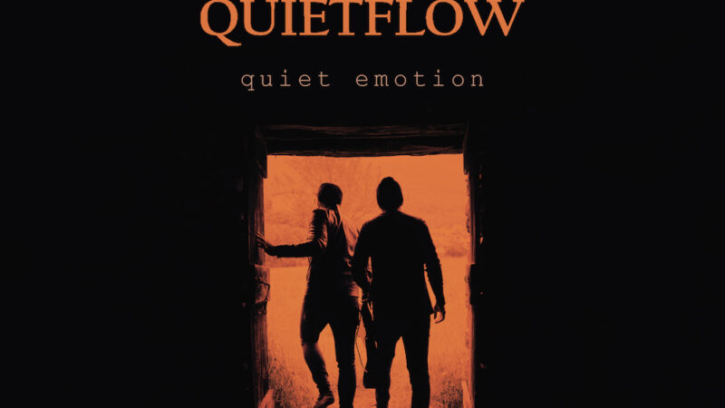 """Quiet Emotion"" è il singolo d'esordio dei QUIETFLOW"