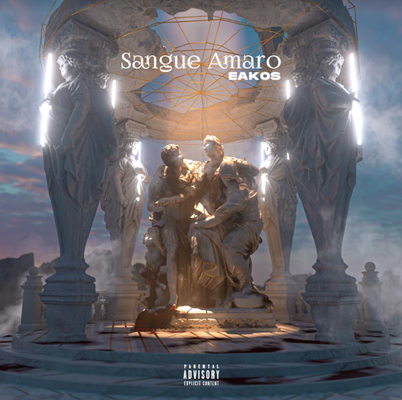"""Dal 17 settembre è disponibile in rotazione radiofonica e su tutte le piattaforme di streaming """"SANGUE AMARO"""" (Noize Hills Records), nuovo singolo di EAKOS"""