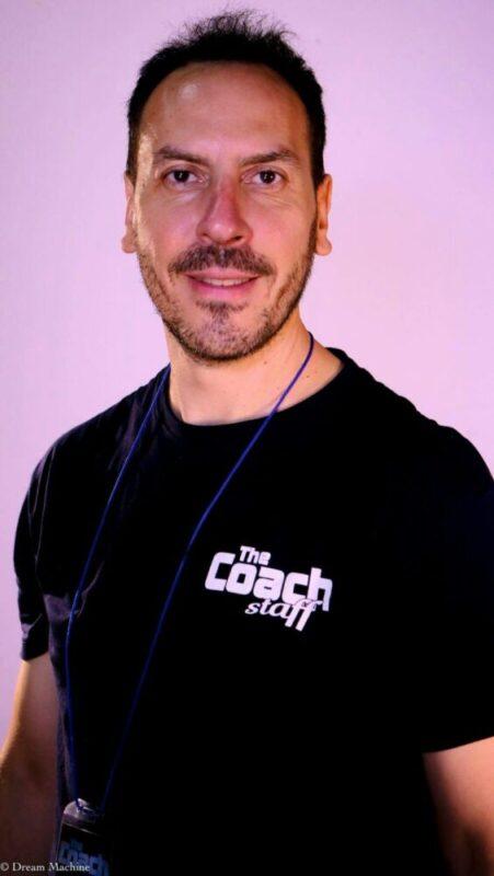 Marco Zarotti, l'altro producer e regista di The Coach su 7 Gold