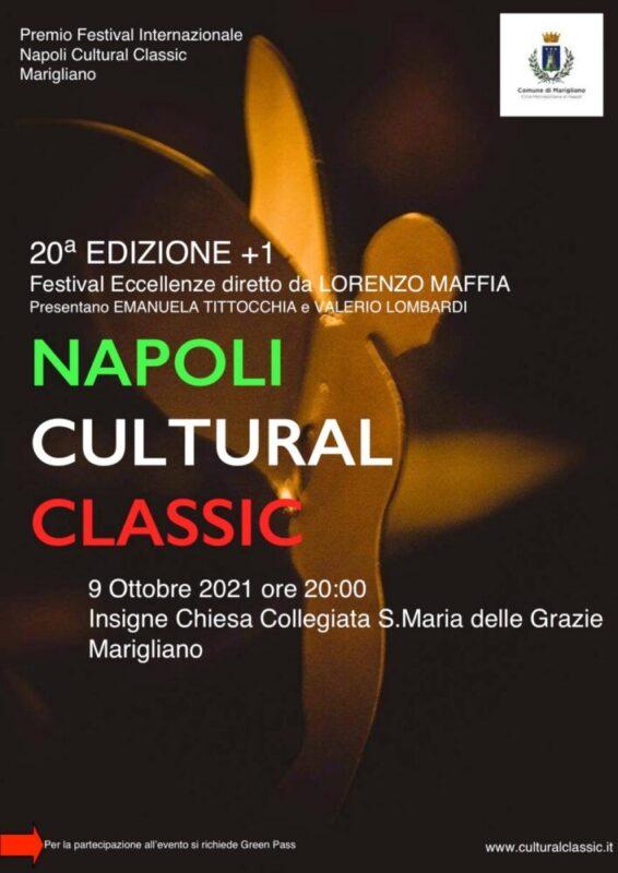 Gran finale per il Festival Napoli Cultural Classic
